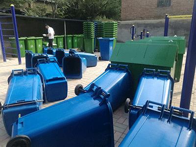 邯鄲塑料垃圾桶