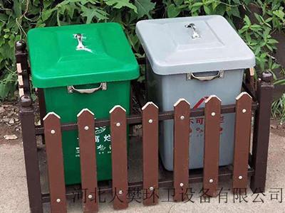 【圖文】尊龙就是您信賴的伙伴_石家莊新農村垃圾桶高大上
