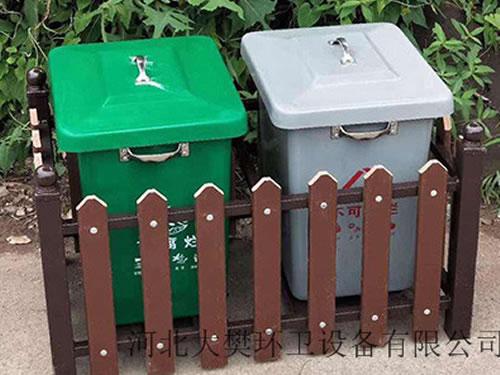 【图文】塑料垃圾桶大多数人的选择_石家庄垃圾桶合理收集垃圾