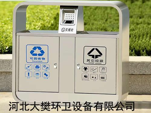 不锈钢垃圾箱厂