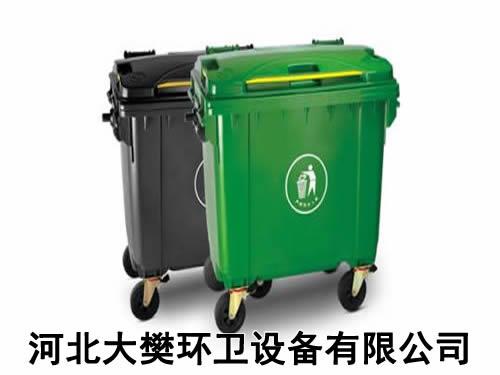 塑料垃圾桶大量批发