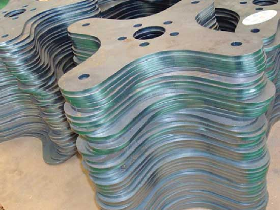 河南钢板数控切割加工厂家