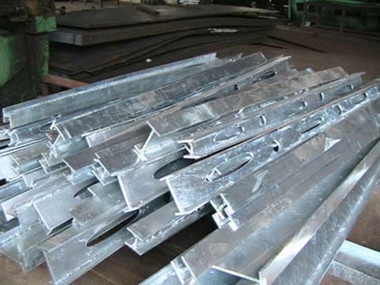 河南钢板焊接加工