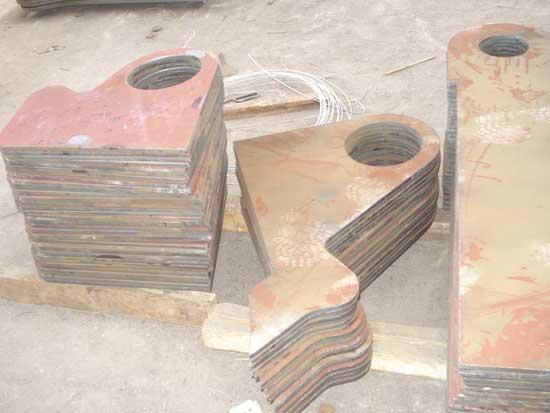 河南钢板数控切割加工