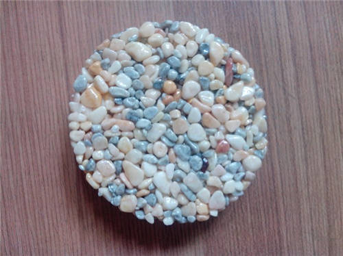 透水胶粘石