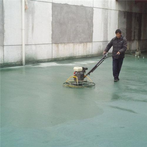 耐磨地坪工艺