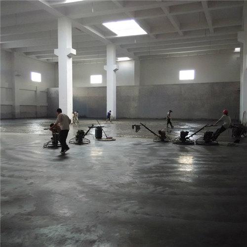 高强耐磨地坪