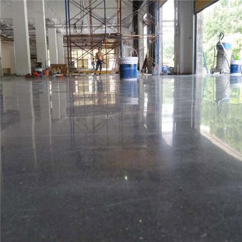 成都固化剂地坪施工