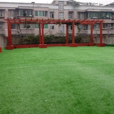 成都人造草坪施工