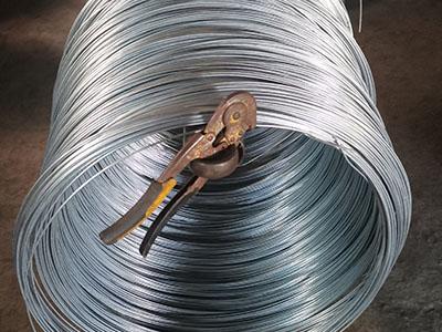 镀锌铁丝规格
