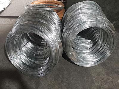电镀锌铁丝厂家