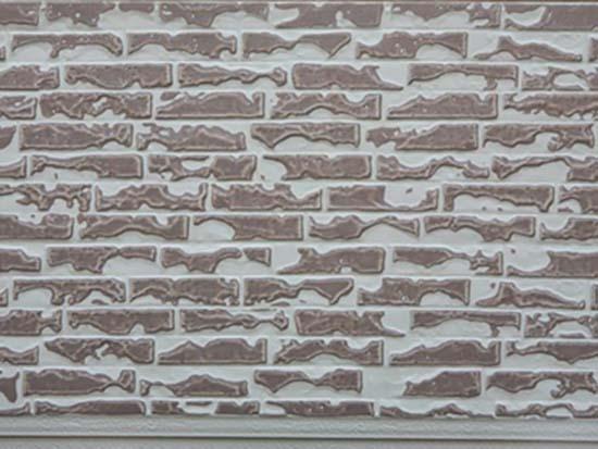 小石纹金属保温板