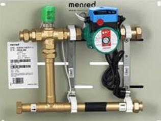 地暖混水器