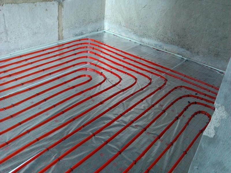 地暖安装公司