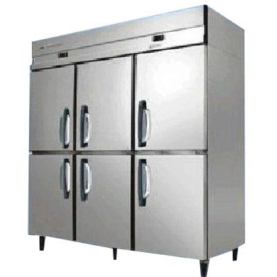 银都六门冰柜