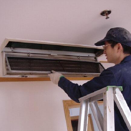 室内空调安装