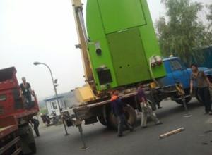 事故救援吊车