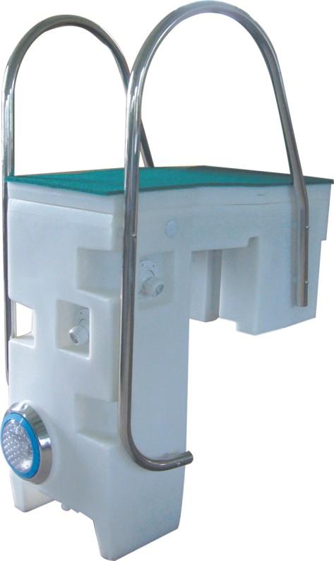 【知识】游泳池水处理设备特点有哪些 宜昌游泳池水处理中别墅泳池设备有哪些