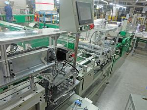 连接器自动组装测试设备