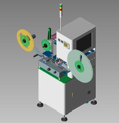 CCD自动检测包装机