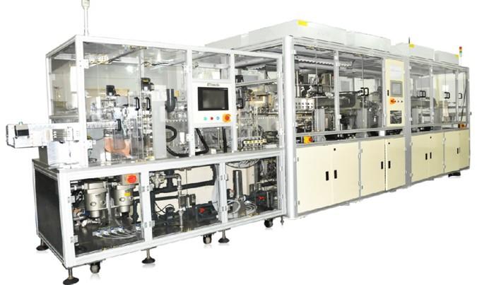 继电器自动化组装测试设备