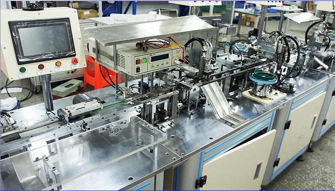 网络接口自动组装测试设备