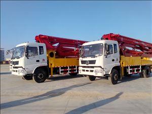 液控系统35m中小型泵车