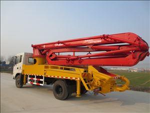 31米混凝土泵车