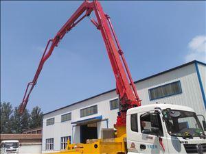 30米混凝土泵车