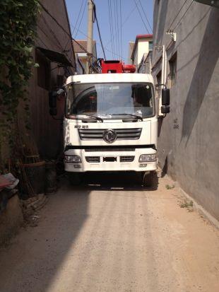 35米混凝土泵车
