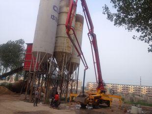 40M混凝土泵车