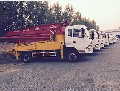30米混凝土泵车厂家