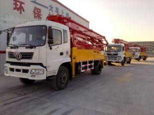 31米混凝土泵车价格