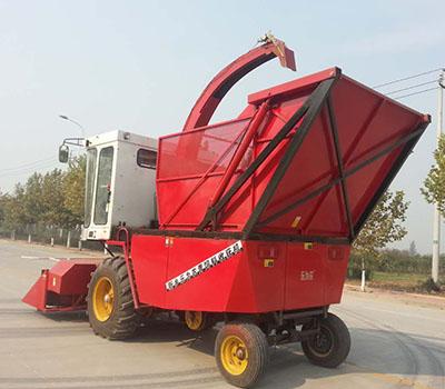 玉米收获机械