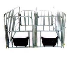 产床定位栏