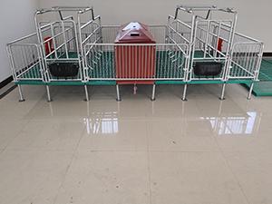 母豬產床設備