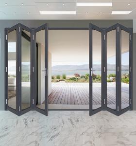 75重型折叠门