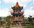 武汉庙宇彩绘