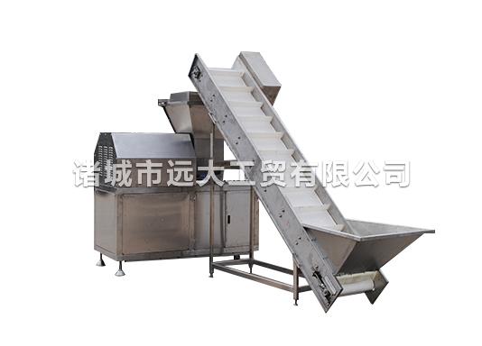 【图文】鸡鸭骨肉分离机的产品的特点有哪些_鸡鸭骨肉分离机的功能结构模块分析