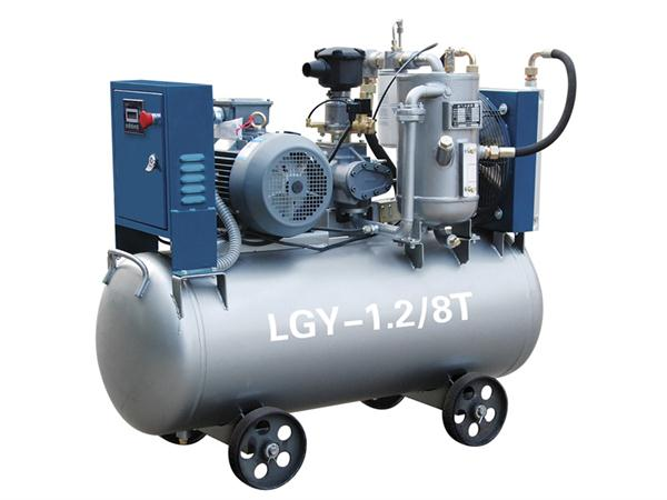 LGYT矿用系列螺杆空气压缩机