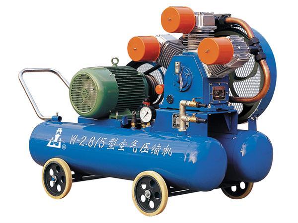 矿山及工程用柴油活塞式空压机