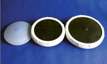 球冠形膜片曝气器