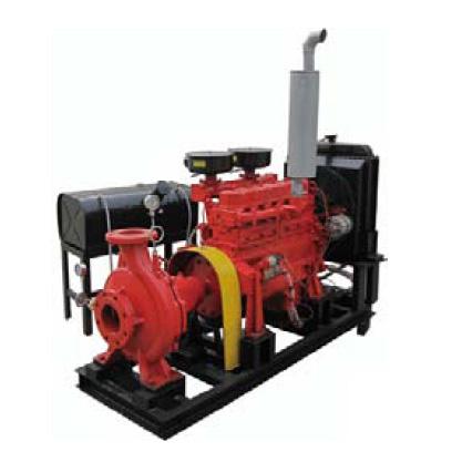 XBC柴油消防成套机级