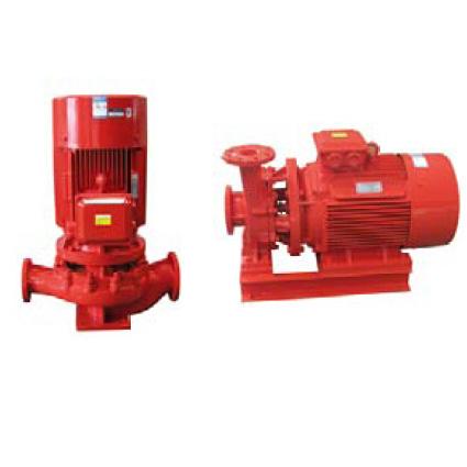 XBD-QHY系列单吸恒压切线消防泵