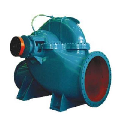 HYOW系列中开蜗壳式单级双吸离心泵