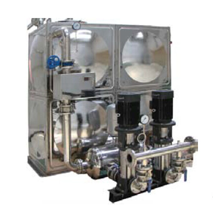 HYX 箱式无负压给水设备