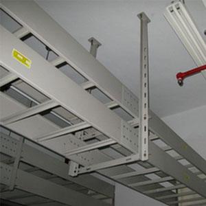 云南梯式桥架安装