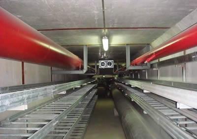 地下管廊专用管