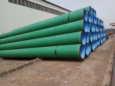 内环氧外3PE涂塑钢管