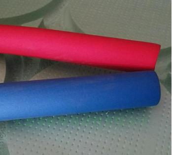 山东彩色橡塑管